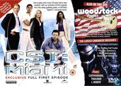 CSI: Miami + Woodstock Diaries