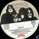 Disques vinyl et CD - KISS - Dynasty