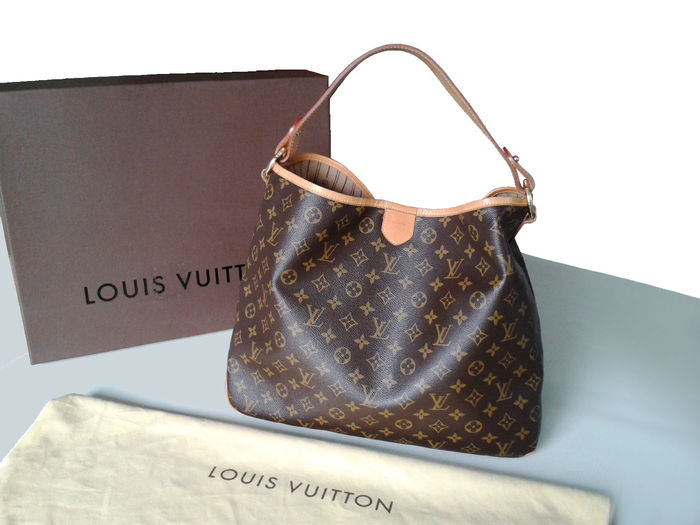 0e1b9e529279 Louis Vuitton – Delightful MM monogram bag - Catawiki