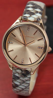Karen Millen – Ladies' – Rose Gold Stainless Steel – Watch – Unworn