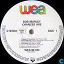 Disques vinyl et CD - Bob Marley & The Wailers - Chances Are
