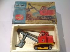 "Corgi Major Toys - Scale 1/43 - ""Priestman Luffing Shovel"" No.1128"
