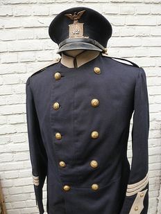 US Uniform N.Y. National Guard 1897