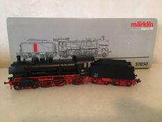 Märklin H0 - 37030 - Steam locomotive with tender BR 38 of the DB