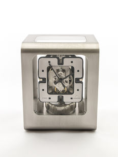 Jaeger-LeCoultre Atmos COLANI  – table clock  – 70s