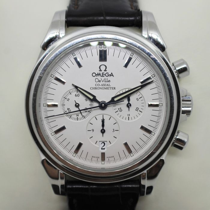 Omega De Ville Co-Axial Chronometer Men's Wristwatch