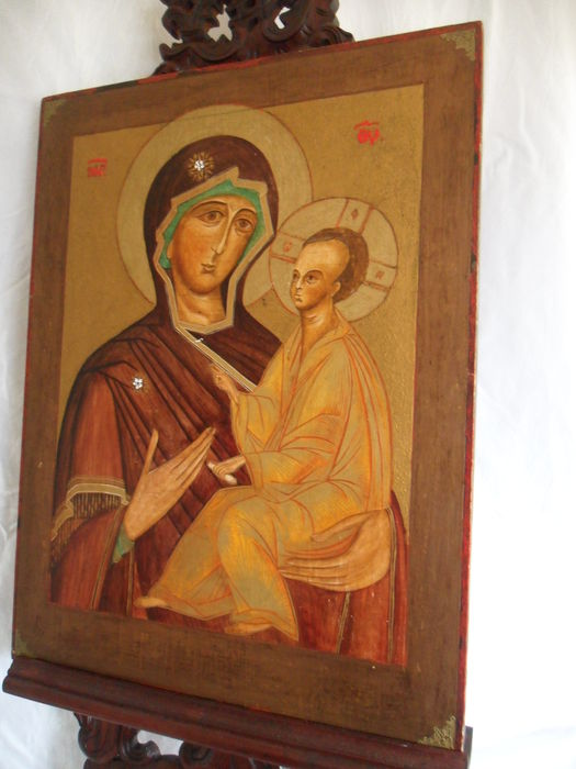 Russian Icon Smolenskaya