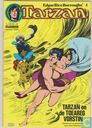 Comic Books - Tarzan of the Apes - Tarzan en de toeareg vorstin