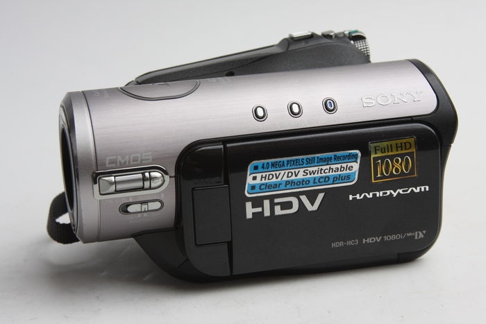SONY HDR-HC3 WINDOWS 7 64BIT DRIVER