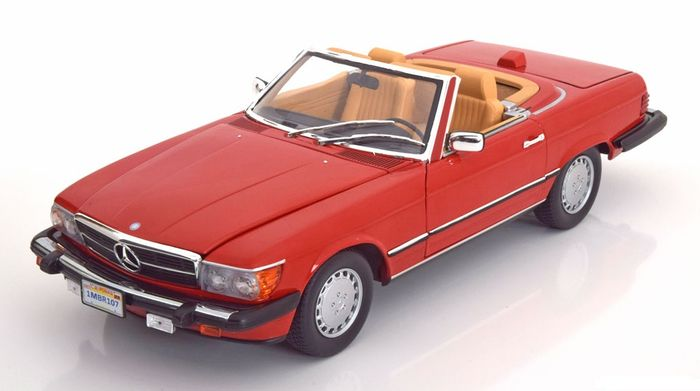 Norev classic selection mercedes dealer scale 1 18 for Mercedes benz usa dealers