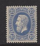 Check out our Belgium 1875 – King Leopold II – OBP 31