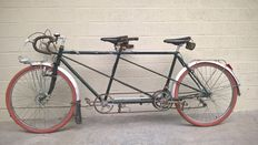 Tandem - no brand plate on the frame itself - ca. 1950