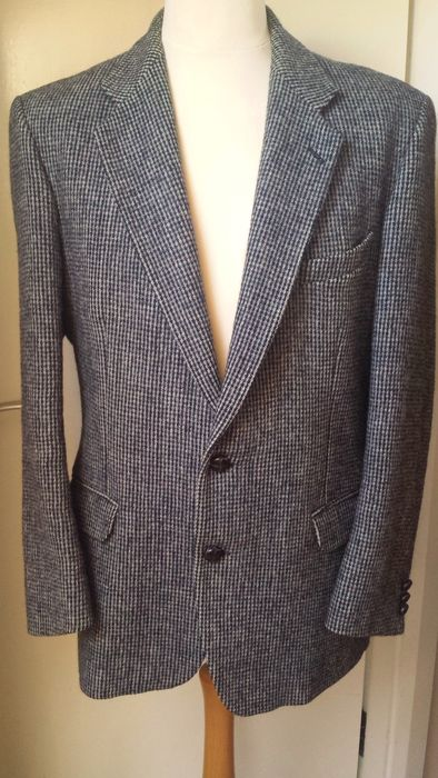 high fashion popular design terrific value Harris Tweed for St Michael (Marks & Spencer) – Blazer ...