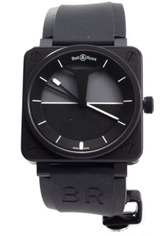 Bell & Ross BR0192 Horizon Black PVD - Men's watch/unisex - New