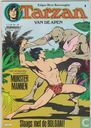 Comic Books - Tarzan of the Apes - Monstermannen + Slaags met de Bolgani !