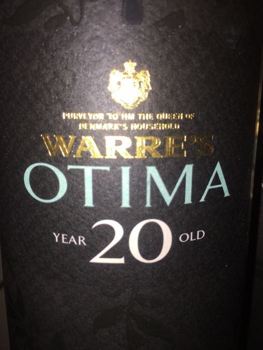 20 Years Warre's Otima old Tawny - 6 flessen 50cl