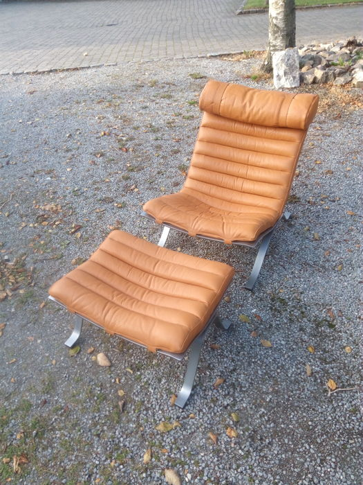 Arne Norell for Arne Norell AB Ari Lounge chair Catawiki