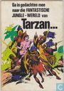 Comics - Tarzan - 2 Avonturen De storm + Bloed over de jungle