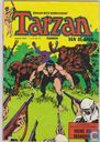 Comic Books - Tarzan of the Apes - Tarzan en de juwelen van Opar: Mens en mangani