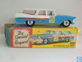 Plymouth Sports Suburban Station Wagon `US Mail`