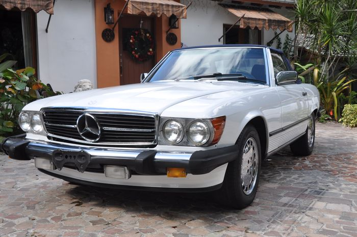 Mercedes-Benz - 560 SL - 1989