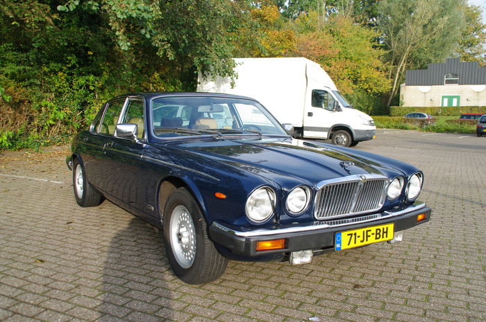 jaguar xj6 series 3 1986 catawiki. Black Bedroom Furniture Sets. Home Design Ideas