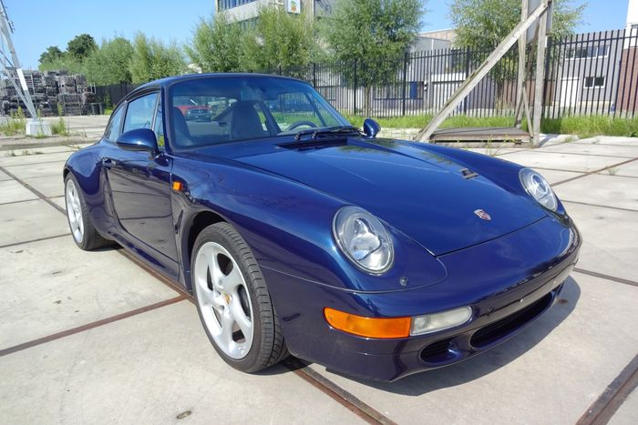 Porsche - 911 993 Carrera S2 Coupe 3.6L - 1996