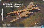 Bomber planes of ww2