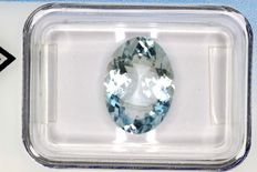 Aquamarine - 3.18 ct