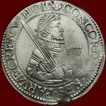 Siehe unsere Holland - Leicester rix-dollar 1595 - silver