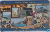 School And Work - St Lawrence