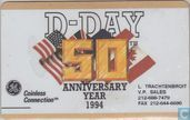 D-Day 50 anniversary year 1994