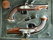 Check out our Militaria auction (Antique Fire Arms)