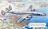 Eastern Airlines - Lockheed L-1049 Super Constellation