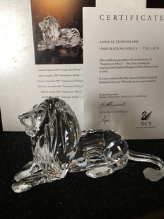 Swarovski - Annual edition Lion