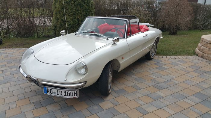 [SCHEMATICS_44OR]  Alfa-Romeo - Spider Duetto - 1967 - Catawiki | Alfa Romeo Spider Duetto |  | Catawiki