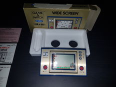 Nintendo Game & Watch - Fire - complete in box