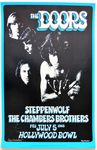 Siehe unsere Psychedelic USA The Doors / Steppenwolf Konzertplakat 1968