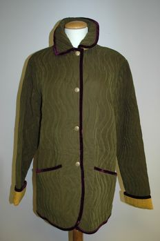 Etro Milano - quilted jacket