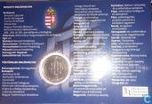 "Hongarije 50 forint 2015 (coinard) ""Hungarian National and Historic Memorials"""