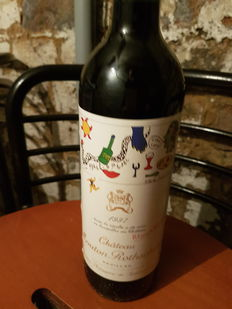 1997 Chateau Mouton Rothschild First Growth wine, Pauillac – 1 bottle (75cl)