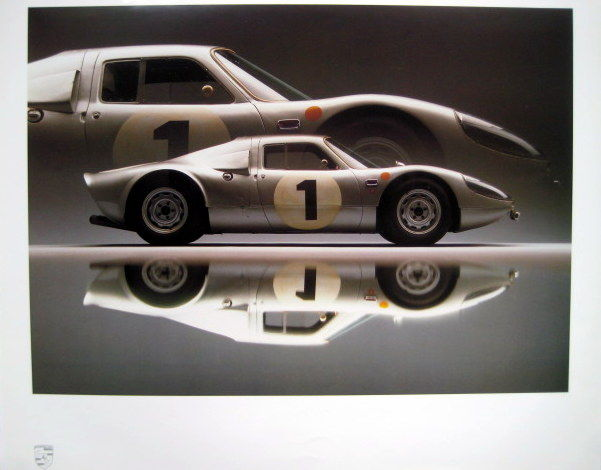 Orginal Porsche - Porsche 904 #1 GTS Coupe  - 1964 (1 items)