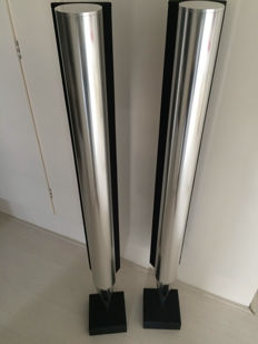 Bang & Olufsen BeoLab 8000 speakers with BLUETOOTH device