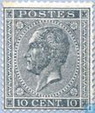 Postage Stamps - Belgium [BEL] - King Leopold I in profile