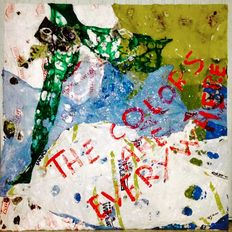 Stefano Sardelli - The colors are everywere