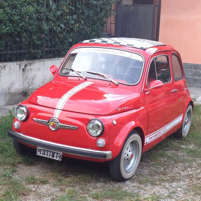 "1972 ""Replica Abarth"""