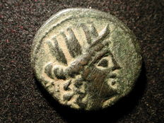 Greek Antiquity - Syria, Seleucis and Pieria. Antioch mint. AE bronze