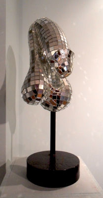 Art object; Douglas Holtquist - Disco Dick - 2003