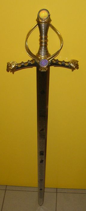 Millennium Sword – limited edition Franklin Mint – America ...