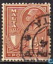 Postage Stamps - Malta - Inscribed POSTAGE
